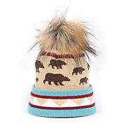 0bf3dfd66f2 Cirque Mountain Bear Pom Beanie - Kids