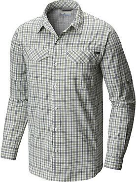 Columbia Silver Ridge Lite Plaid LS Shirt - Men's