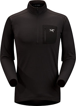 Arc'Teryx  RHO LT Zip Neck - Men's