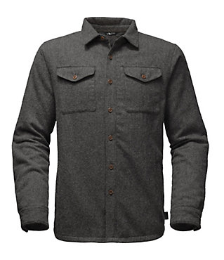 The North Face Cabin Fever Wool Shirt - Men's