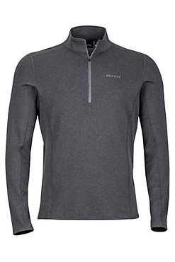 Marmot Abbott 1/2 Zip Long Sleeve - Men's