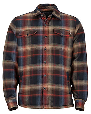 Marmot Ridgefield LS Flannel Shirt - Men's