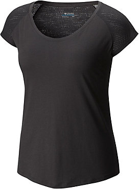 Columbia See Through You Burnout Tee - Women's