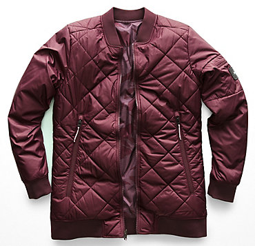 The North Face Jester Reversible Bomber Jacket - Women's