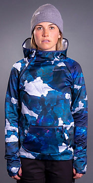 Armada Retreat Mid Hoodie - Women's