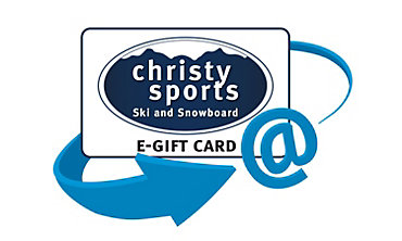 Christy Sports Virtual Gift Card