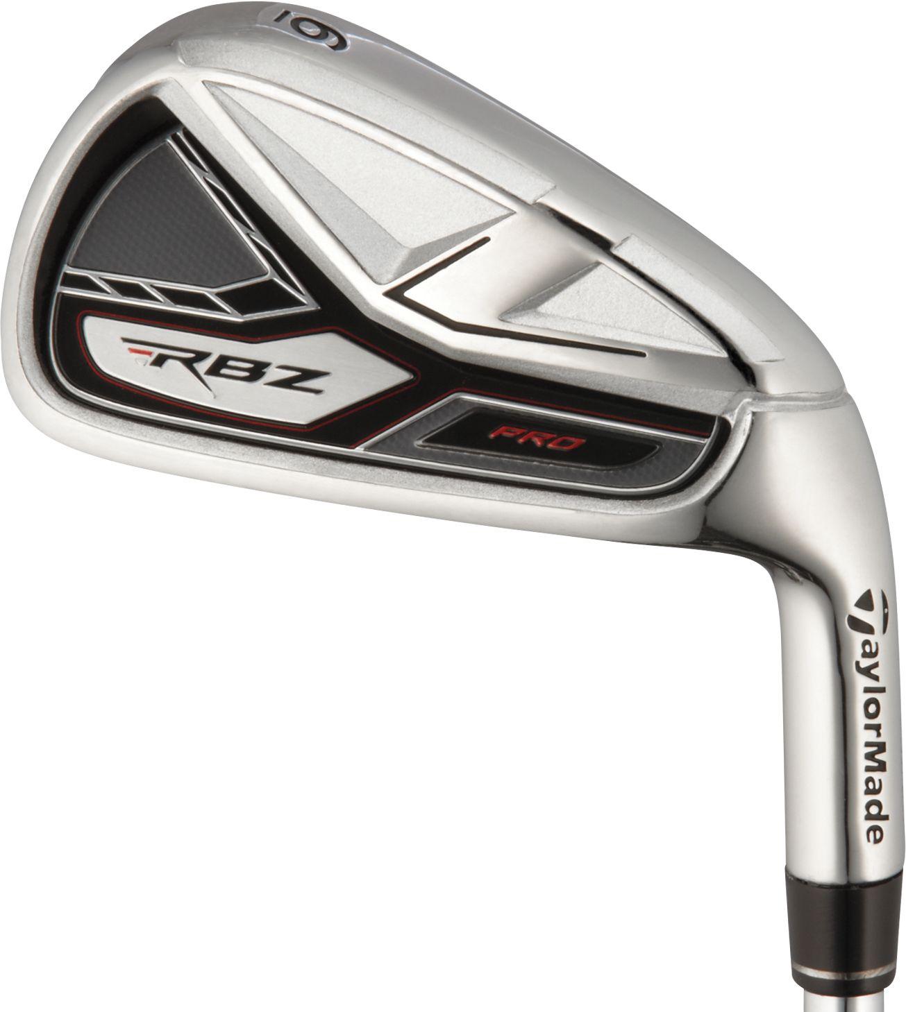 Taylormade Rbz Pro Irons Steel Golf Galaxy