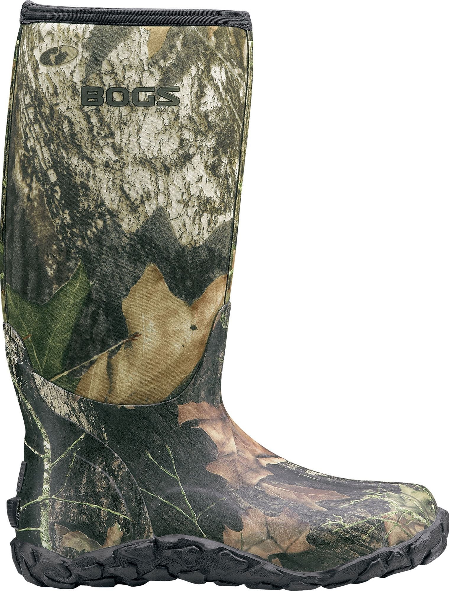 BOGS Men\'s Classic High Mossy Oak Rubber Hunting Boots | Field & Stream