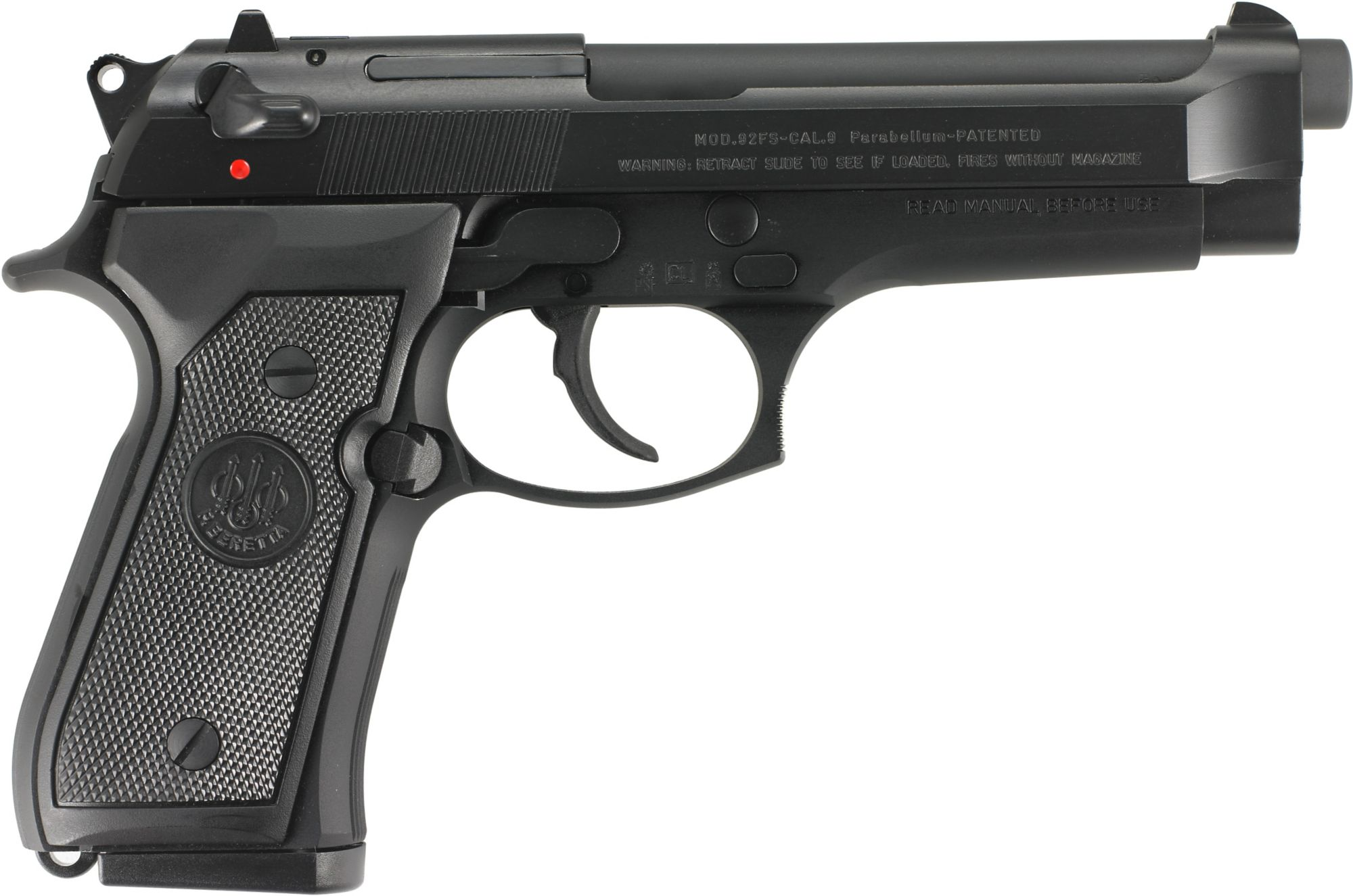 Beretta 92fs Pistol Field Amp Stream