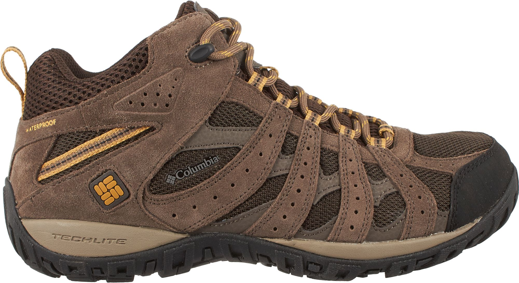Columbia Men S Redmond Mid Hiking Shoes
