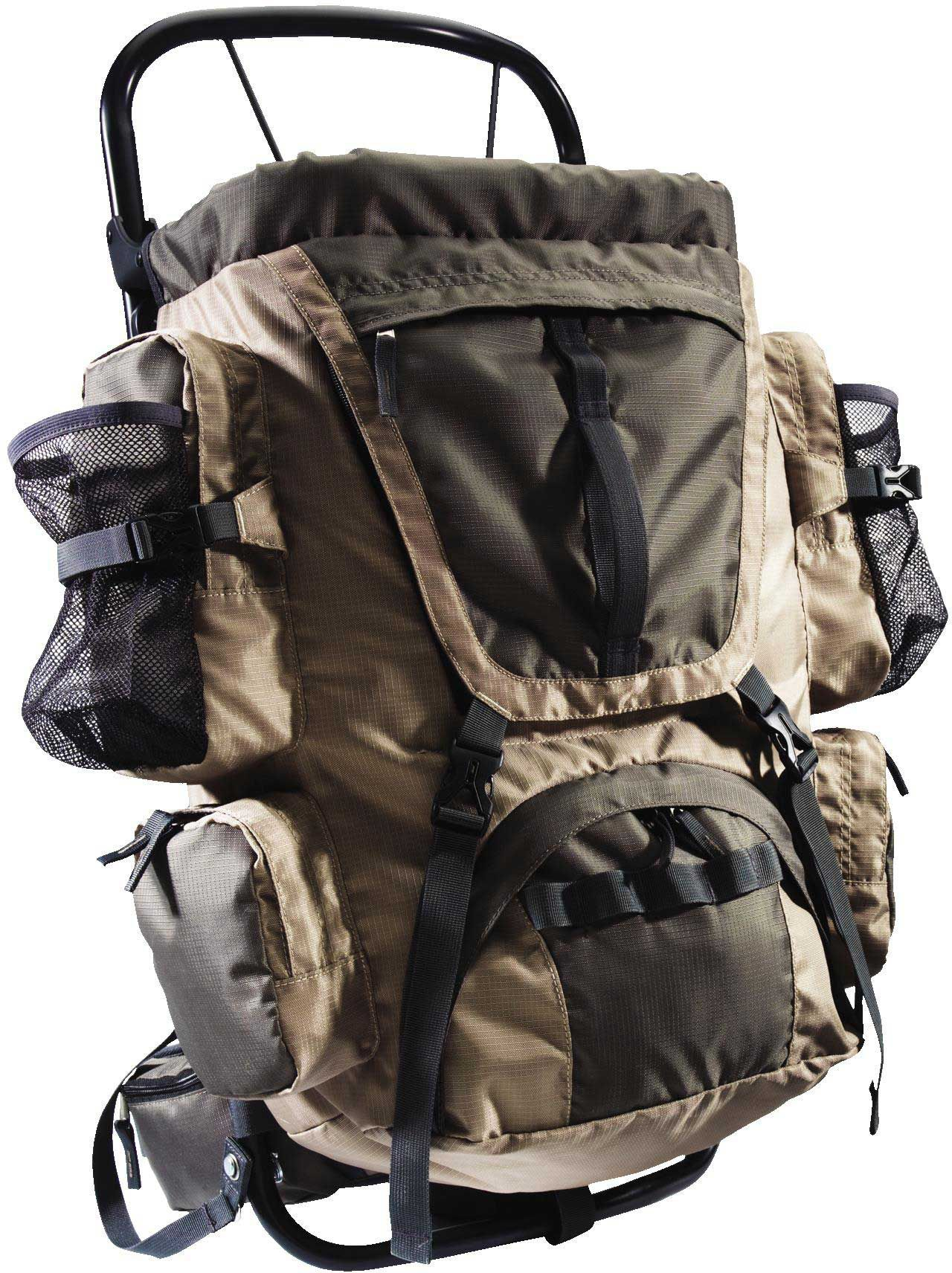 field stream 40l external frame pack - External Frame Hiking Backpack
