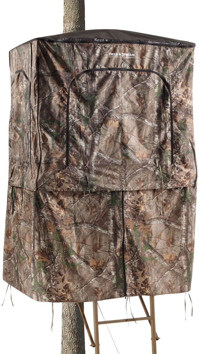 Field & Stream Outpost Treestand Blind Kit | Field & Stream
