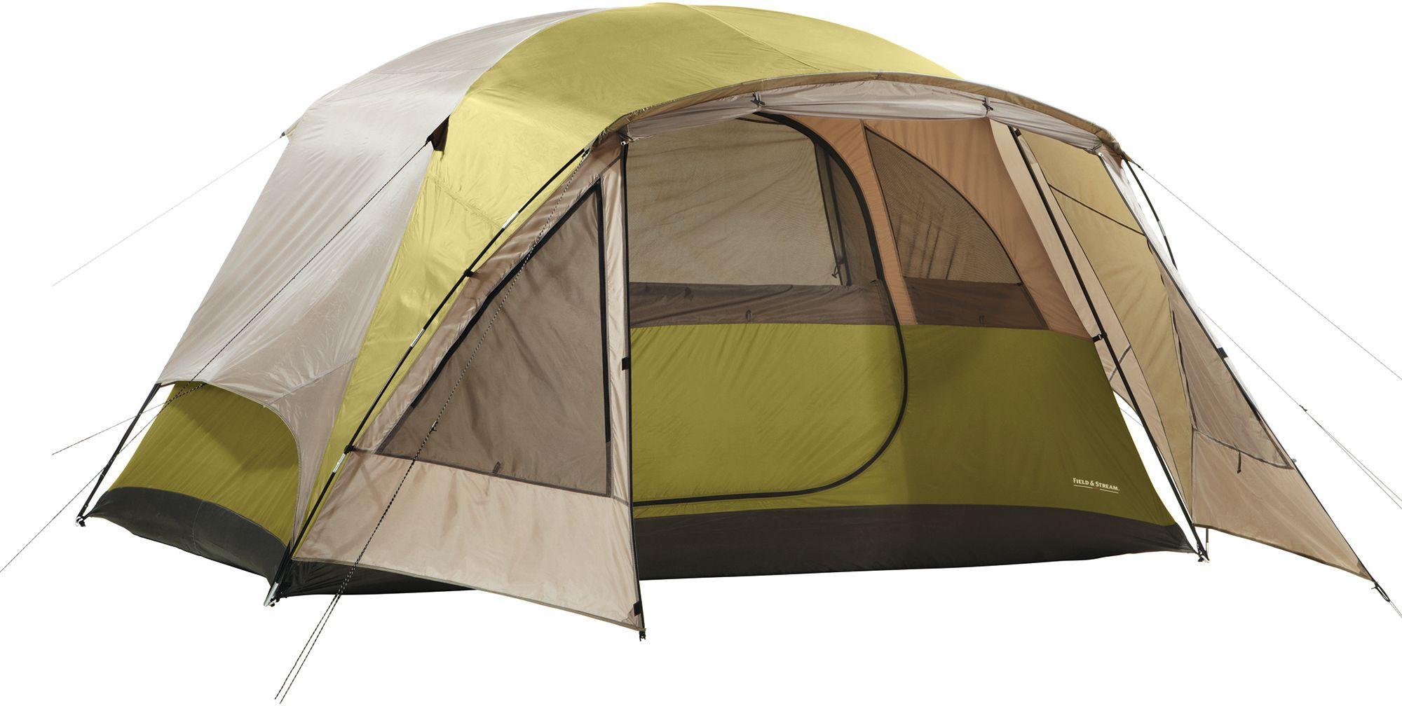 Field u0026 Stream Wilderness Lodge 6 Person Dome Tent  sc 1 st  Field u0026 Stream & Field u0026 Stream Wilderness Lodge 6 Person Dome Tent   Field u0026 Stream