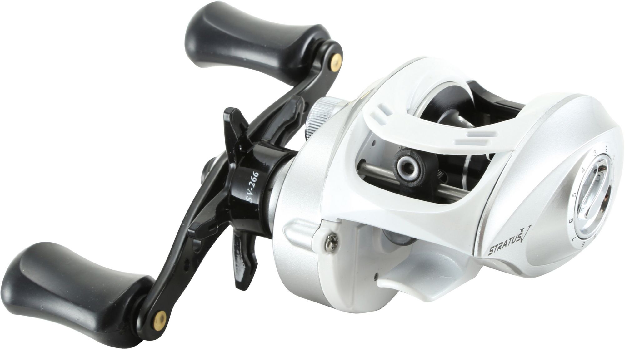 Okuma stratus v baitcasting reel field stream for Baitcasting fishing reels