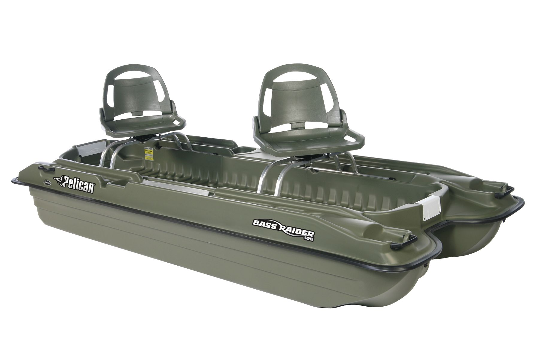 pelican bass raider 10e fishing boat field stream