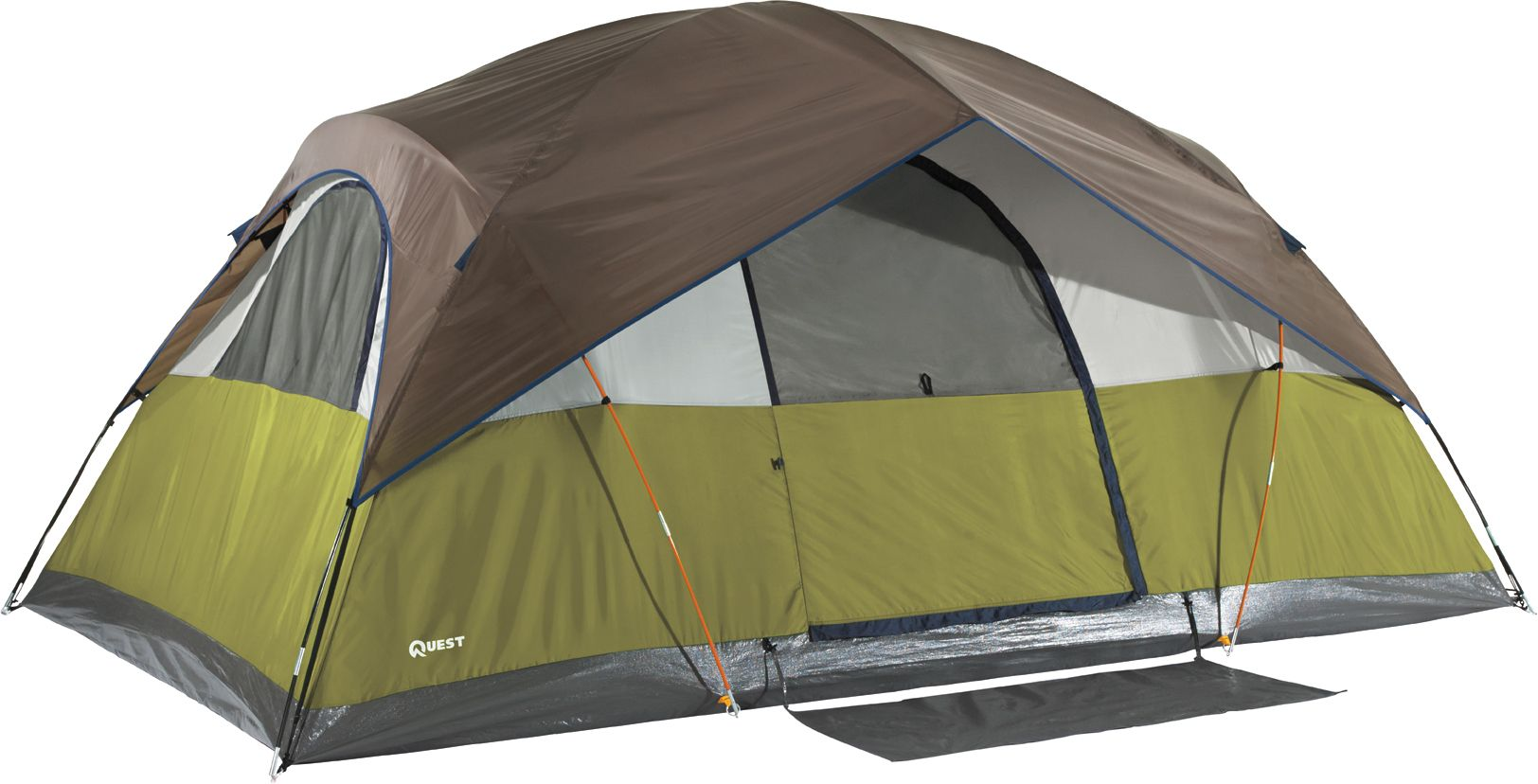 Quest Quad Pole 8 Person Dome Tent  sc 1 st  Field u0026 Stream & Quest Quad Pole 8 Person Dome Tent | Field u0026 Stream
