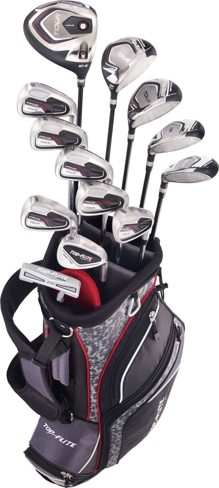 Top Flite Tour Complete Set Golf Galaxy