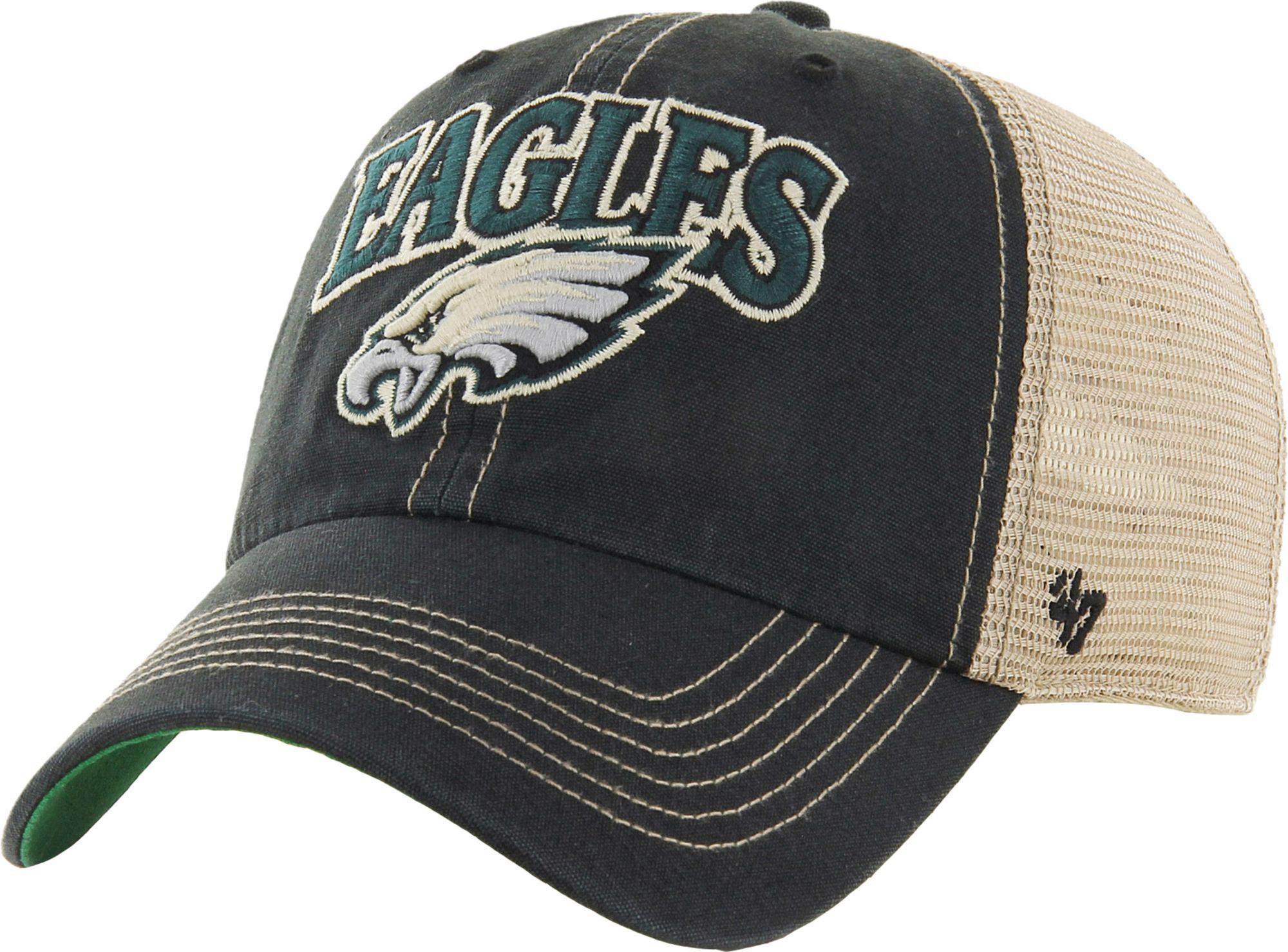 '47 Men's Philadelphia Eagles Vintage Tuscaloosa Black ...