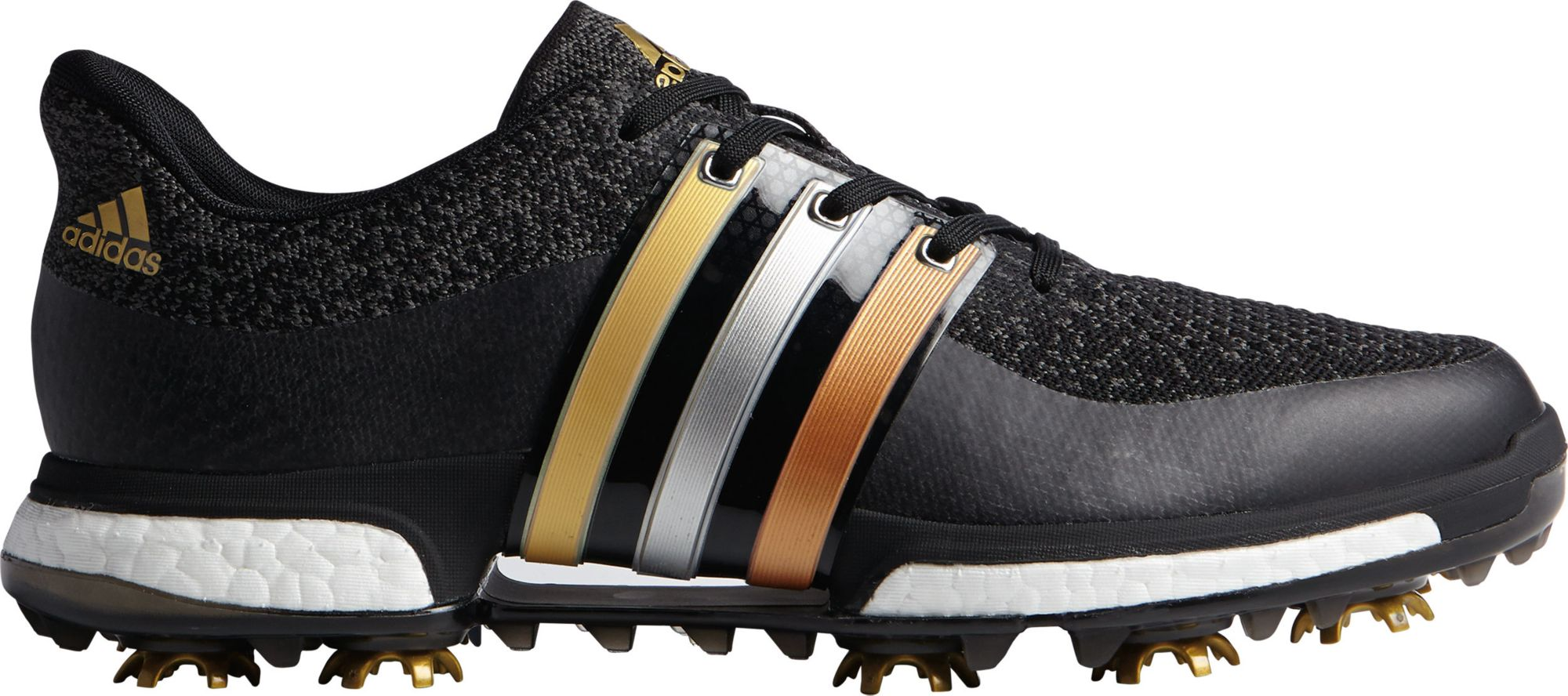 adidas boost golf shoes black