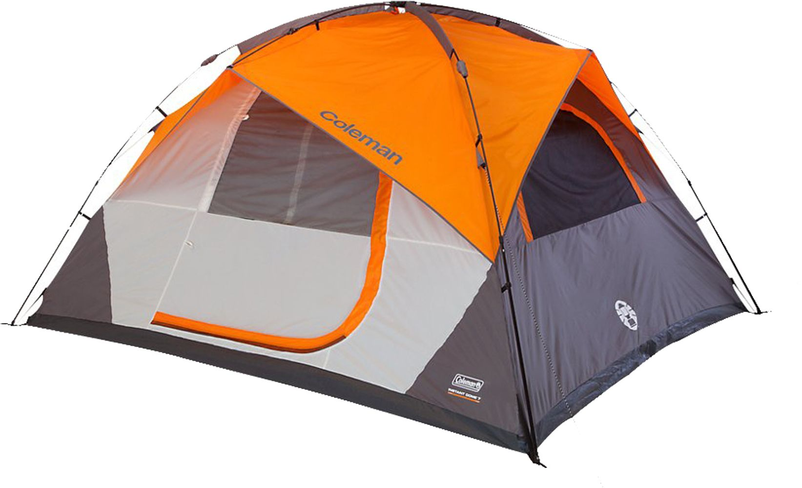Coleman Signature Instant Dome 7 Person Dome Tent with Integrated Fly  sc 1 st  Field u0026 Stream & Coleman Signature Instant Dome 7 Person Dome Tent with Integrated ...