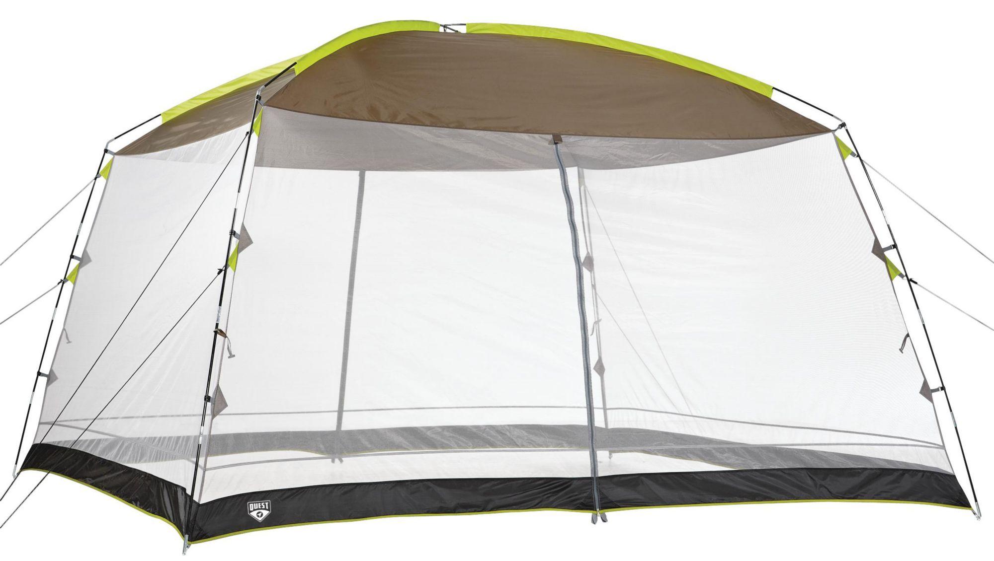 Quest 12u0027 x 12u0027 Screen House  sc 1 st  Field u0026 Stream & Canopy Tents u0026 Shelters | Field u0026 Stream