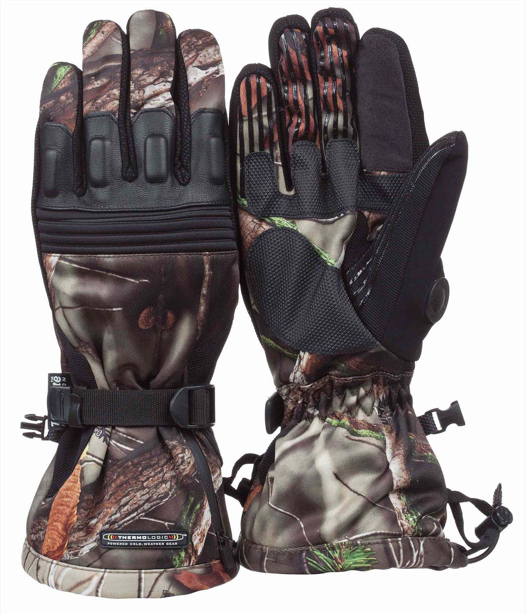 7b613a8a4f1be Thermologic Men's Heated Hunting Gloves