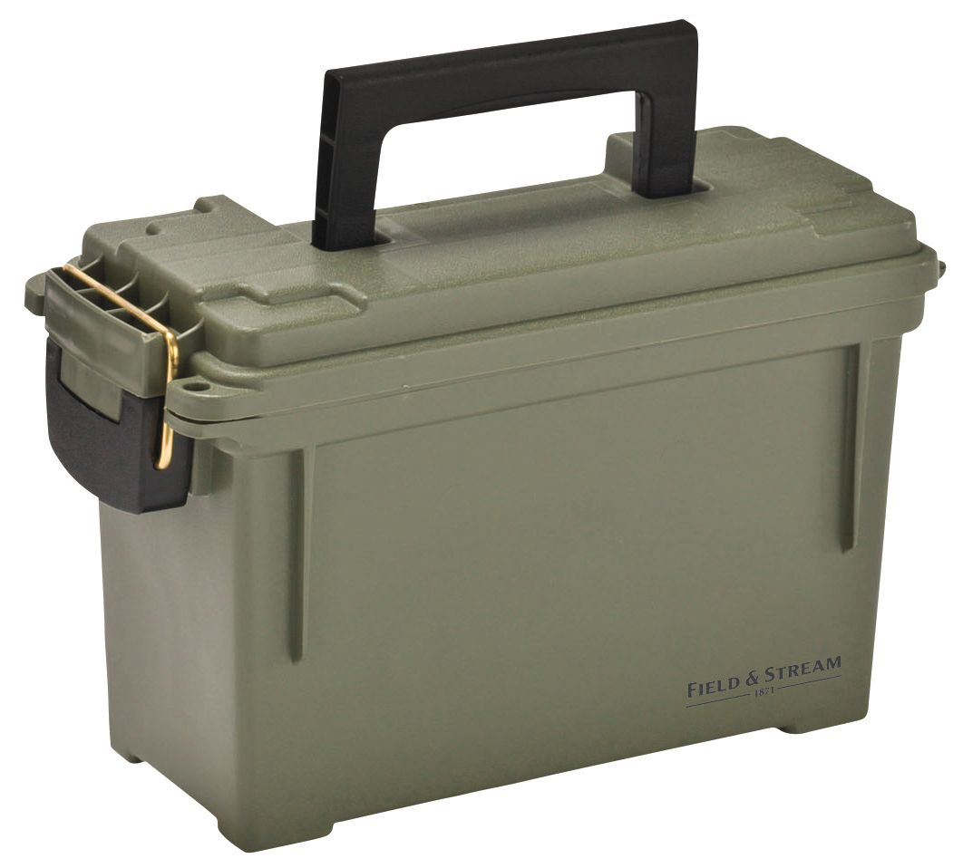 Field Stream Plastic Ammo Box