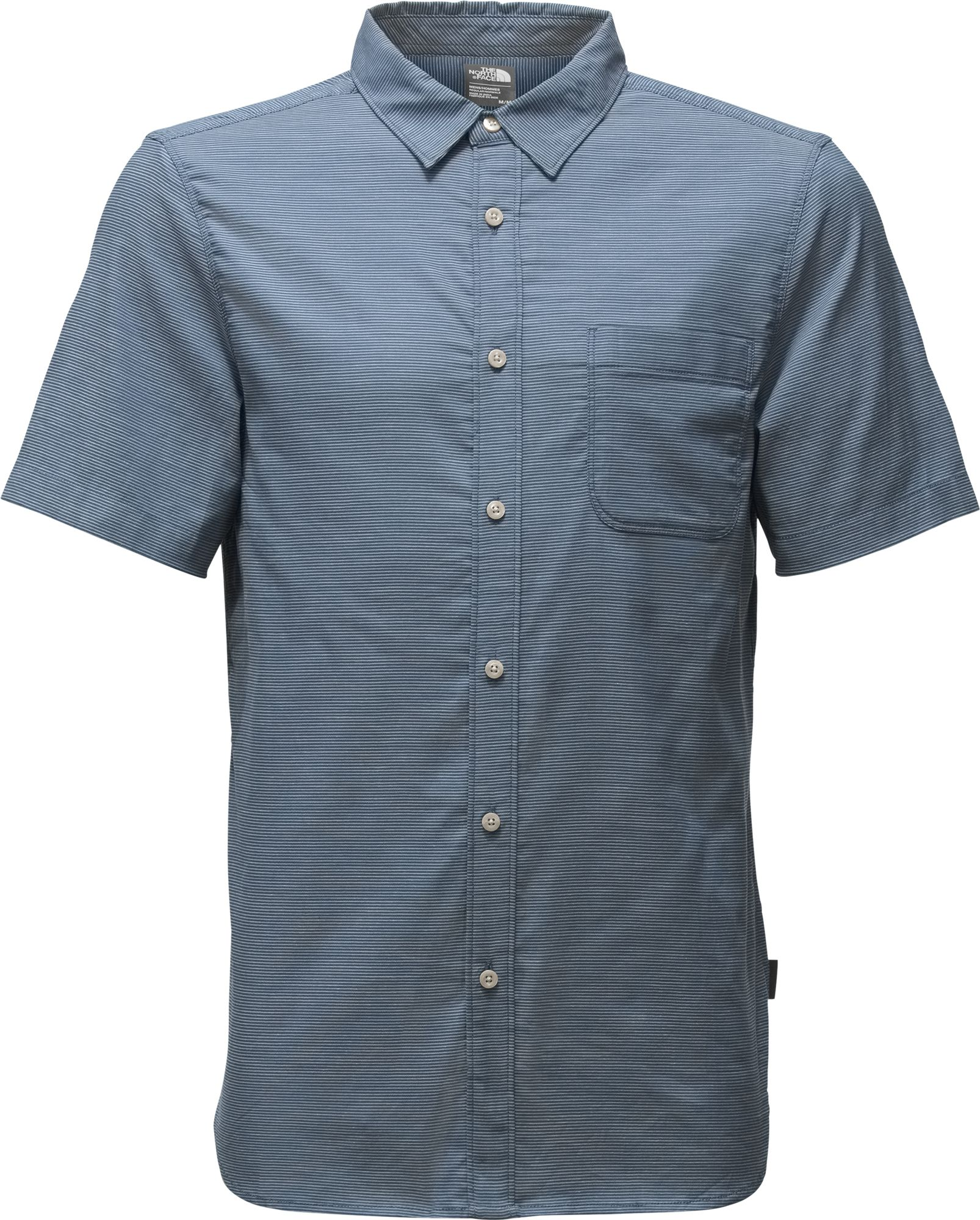 The north face mens on sight button down short sleeve shirt field the north face mens on sight button down short sleeve shirt sciox Images