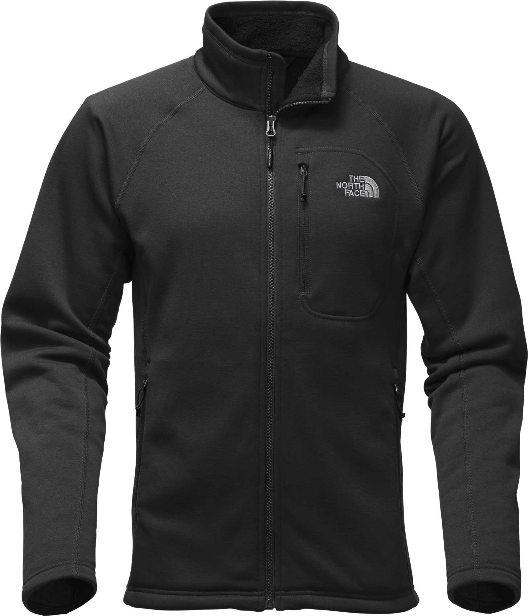 2b5ab3b7022b8 The North Face Men's Timber Full Zip Fleece Jacket