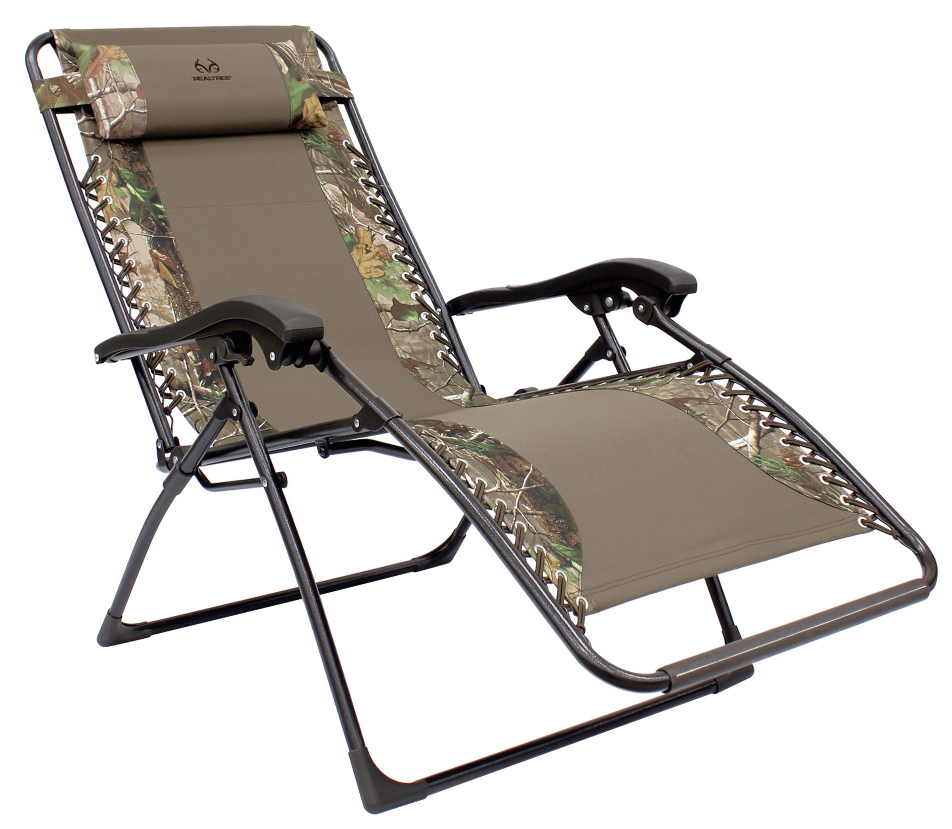 summerwinds realtree zero gravity chair field stream
