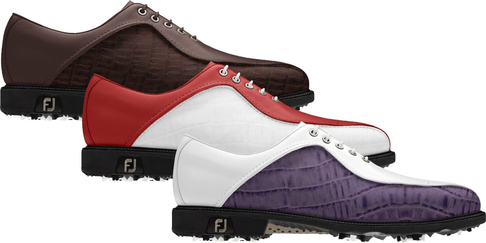 Footjoy Snakeskin Golf Shoes