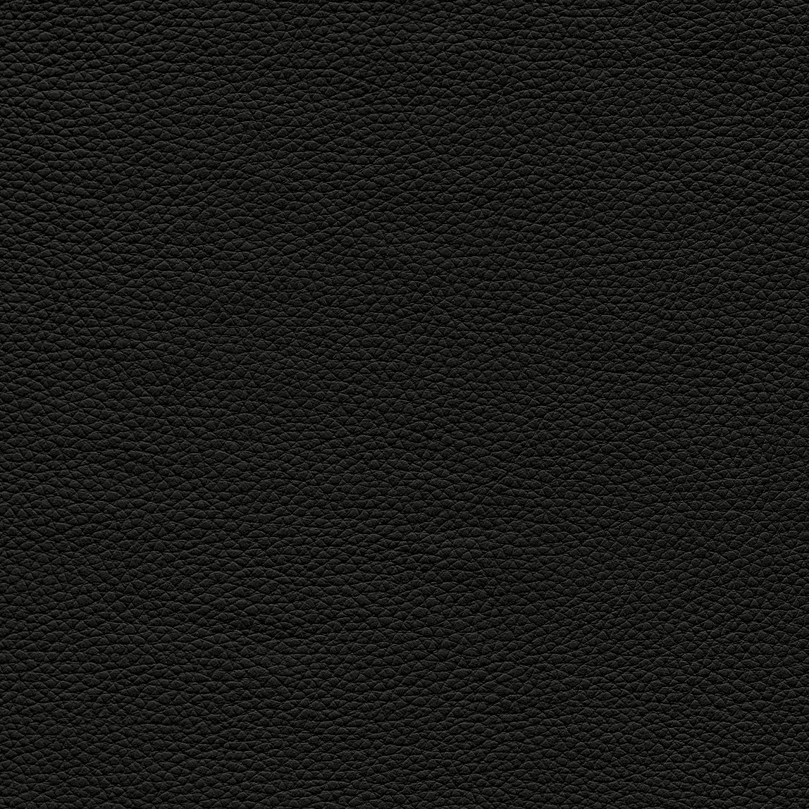Denver Leather Black Swatch