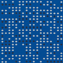 Dotty Indigo Swatch