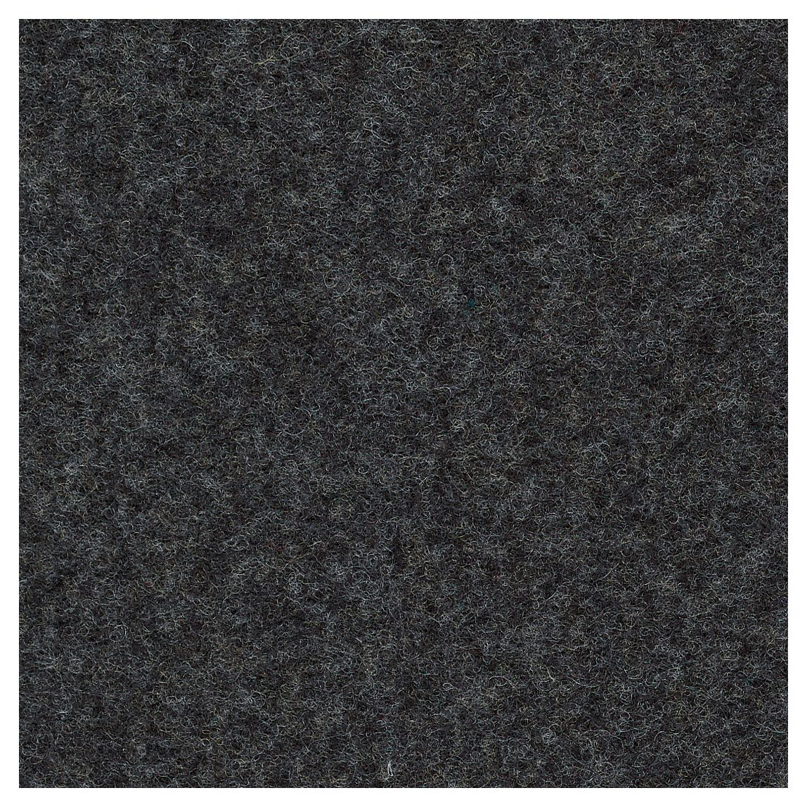 Wooly Charcoal Flannel Swatch