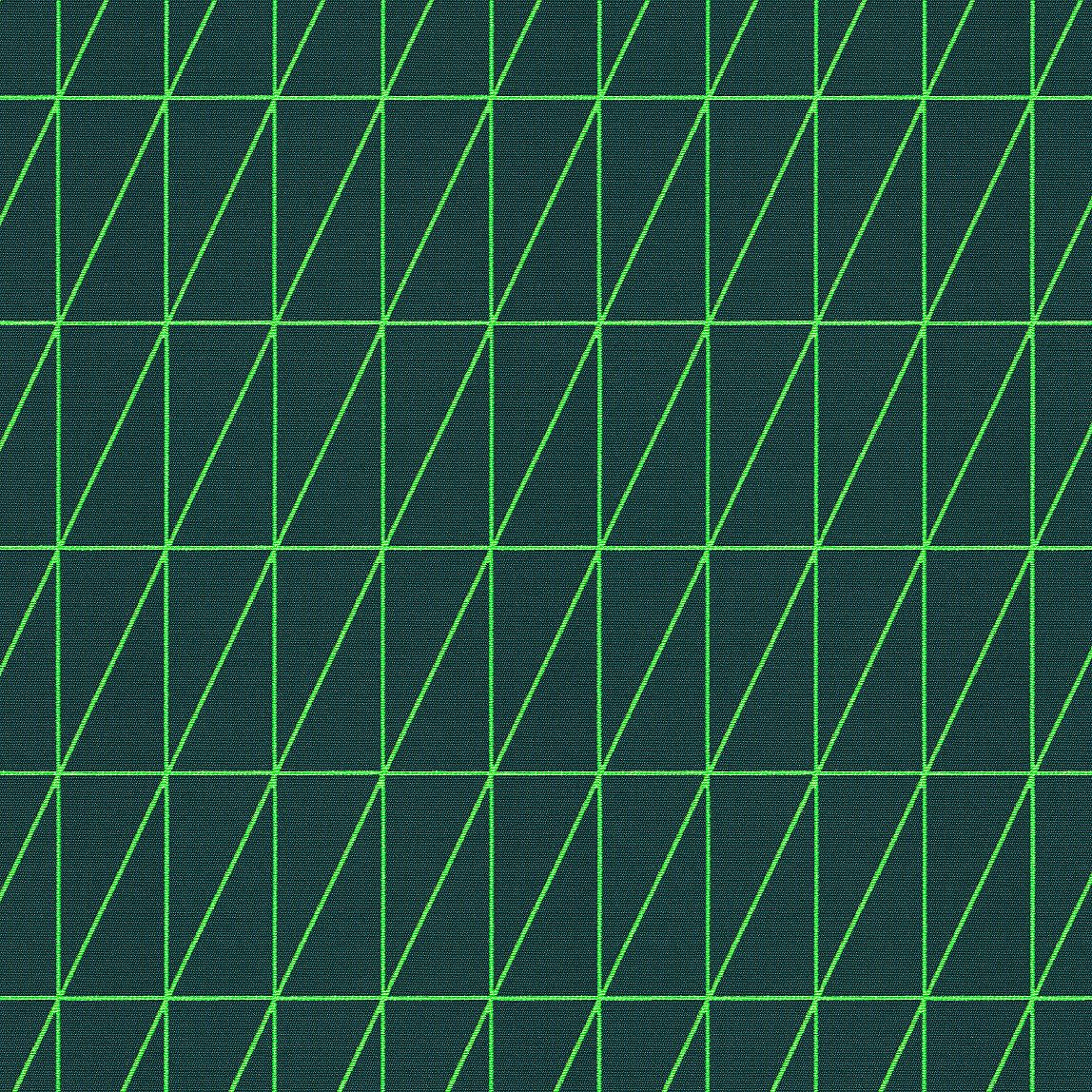 Bright Angle Evergreen Swatch