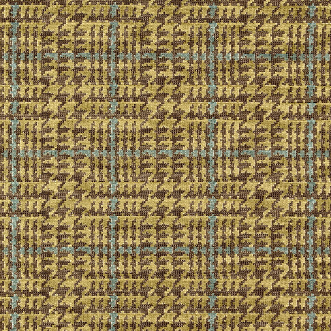 Houndstooth Ecru Swatch