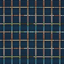 Inlay Woad Swatch