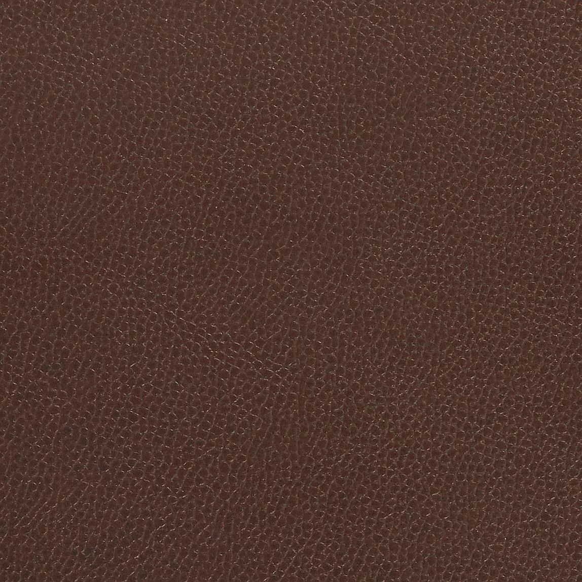 Silica Leather Umber Swatch
