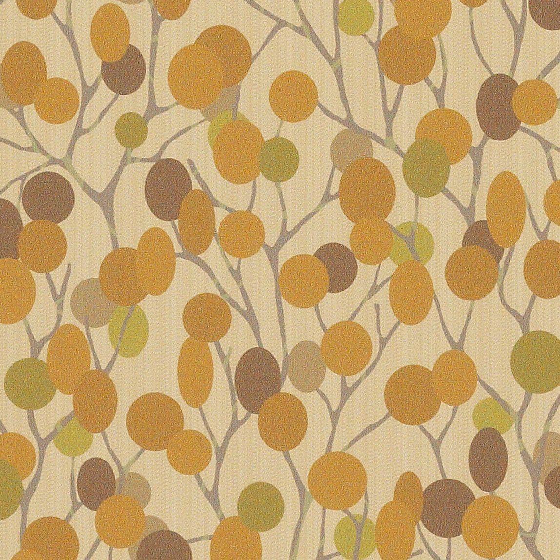 Natural World Marigold Swatch
