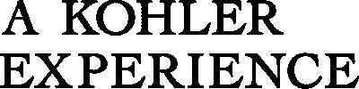 Destination Kohler logo