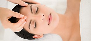 acupuncture at Kohler Waters Spa