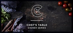 Chef's Table Dinner Series