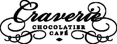 Craverie Chocolatier Café logo