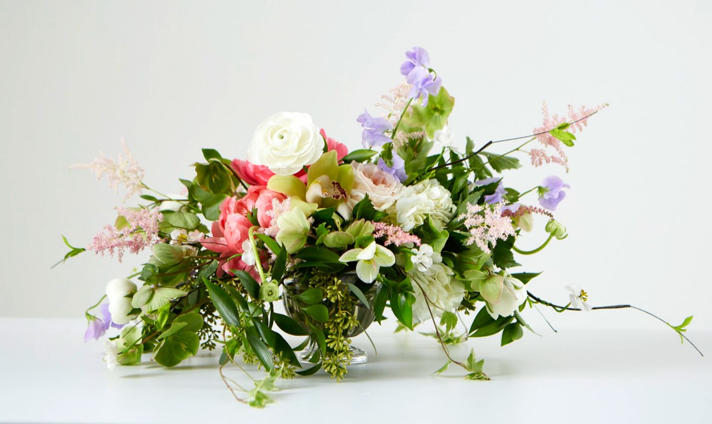 Flower arrangement by Destination Kohler