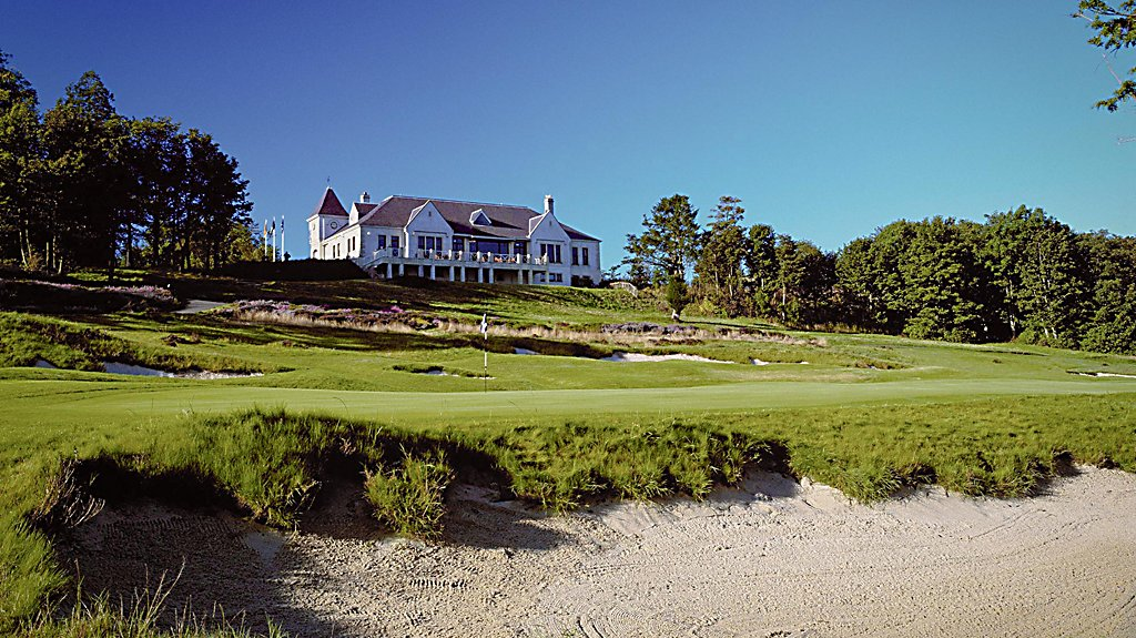 The Duke's golf course