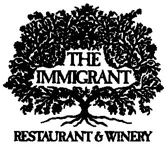 The Immigrant Restaurant logo