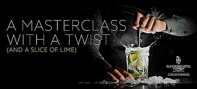 Cocktail Masterclasses