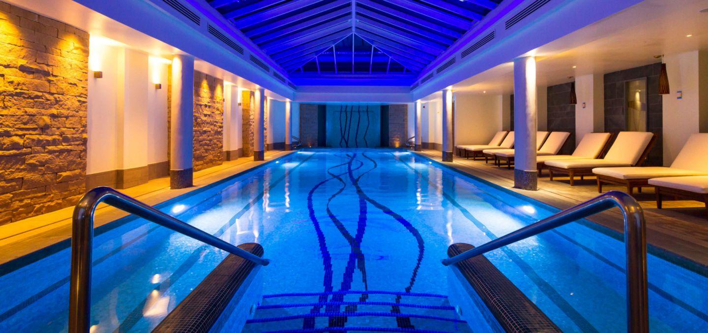 Kohler Waters Spa pool