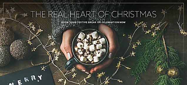 The Real Heart of Christmas
