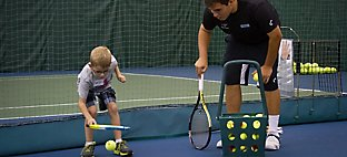 Tennis Professionals at Sports Core